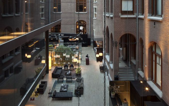 Lissoni Associati Studio lissoni associati studio Top Hospitality Design Projects By Lissoni Associati Studio CONSERVATORIUM HOTEL 027