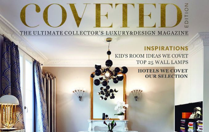 Top Interior Design Magazines top interior design magazines Top Interior Design Magazines You Should Follow Next Year CovetED Magazine Delightfull1