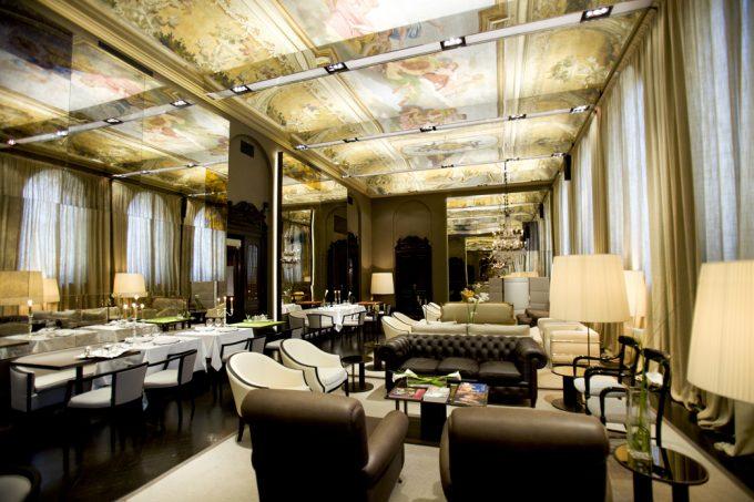 Lissoni Associati lissoni associati studio Top Hospitality Design Projects By Lissoni Associati Studio Filippo La Mantia restaurant e1481738830993