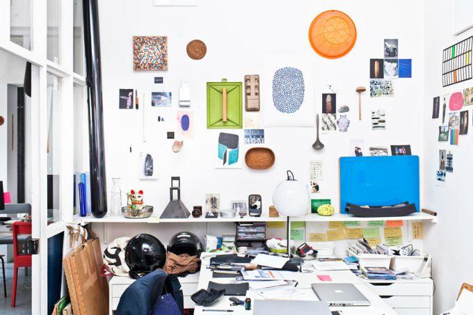 Pierre  Pierre Charpin Maison et Objet 2017: Pierre Charpin Chosen as Designer of the Year IDEAT Pierre Charpin 0319