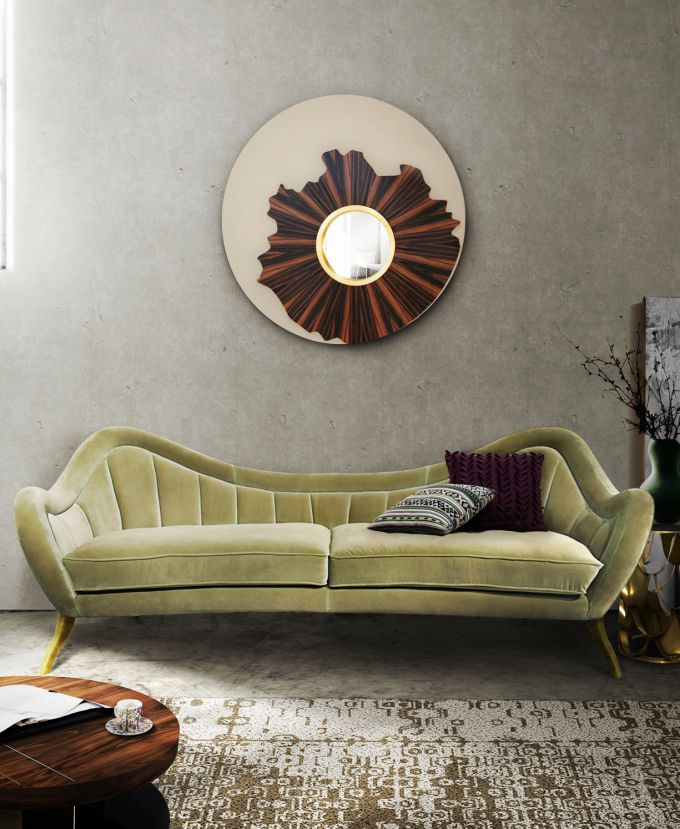Colour of the Year  colour of the year 2017 Unveiling the Pantone Colour of the Year 2017: Greenery hermes 2 seater sofa modern contemporary furniture 6 detail