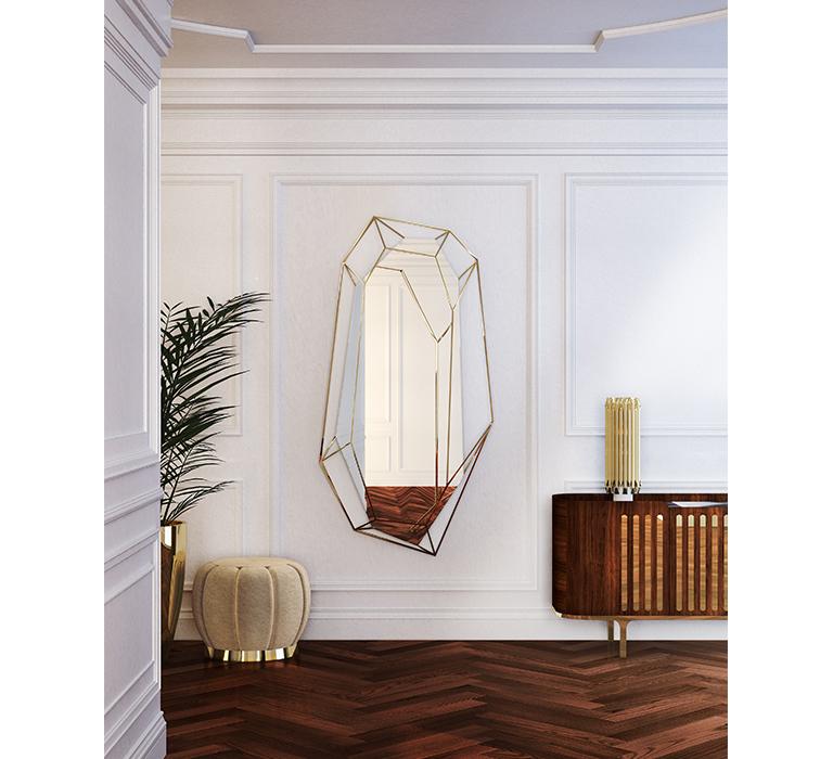 Maison et Objet 2017 Maison et Objet 2017 Essential Home And Its Mid-century Designs at Maison et Objet 2017 diamond mirror ambience zoom