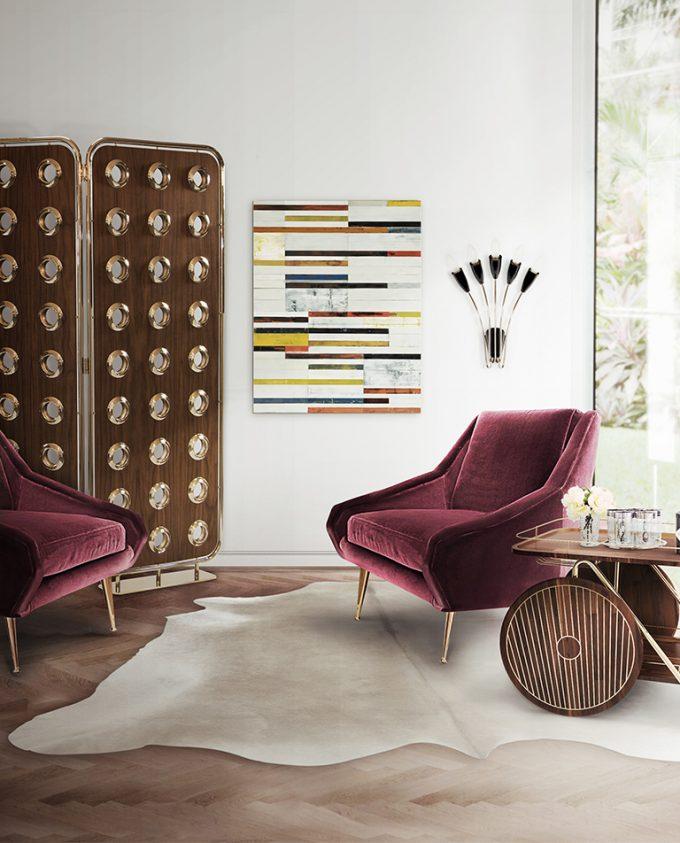 Maison et Objet 2017 Maison et Objet 2017 Essential Home And Its Mid-century Designs at Maison et Objet 2017 romero monocles folding screen durell bar furniture essential home e1484666557640