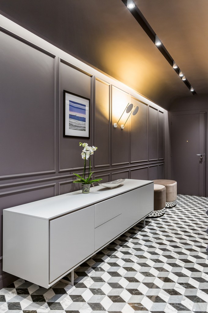 astonishing modern apartment modern apartment Delight Yourself With this Astonishing Modern Apartment in Paris 8cc88343864711