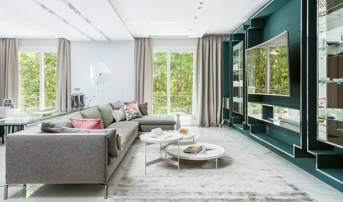 Belle Nouvelle modern apartment Delight Yourself With this Astonishing Modern Apartment in Paris Belle Nouvelle