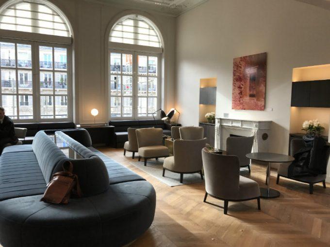 Eurostar Softroom Meet The Stunning Eurostar Lounge Designed by Softroom in Paris Eurostar e1488300967597