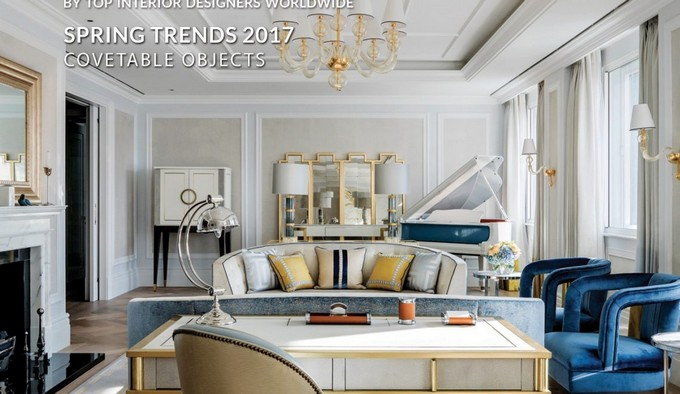 Spring Trends 2017 by The Most Influential Design Magazines