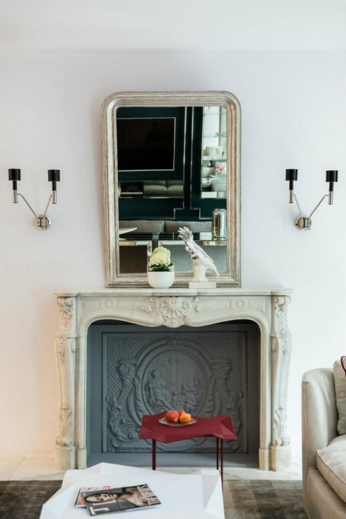 astonishing modern apartment modern apartment Delight Yourself With this Astonishing Modern Apartment in Paris imagem 4 7