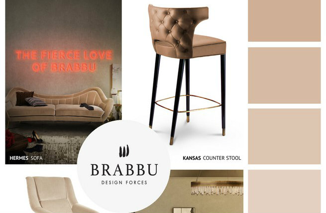 Spring Trends 2017 Spring Trends 2017 Discover the Most Desirable Spring Trends 2017 by BRABBU Brabbu Pantone Hazelnut