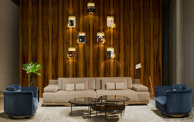 Meet Fendi Casa's Mesmerising Italian Furniture at iSaloni 2017