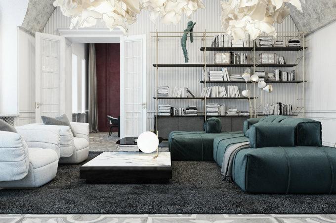luxury residence in italian countryside Uncovering The Luxury Residence in Italian Countryside by Diff.Studio Luxury Residence in Italian Countryside 11