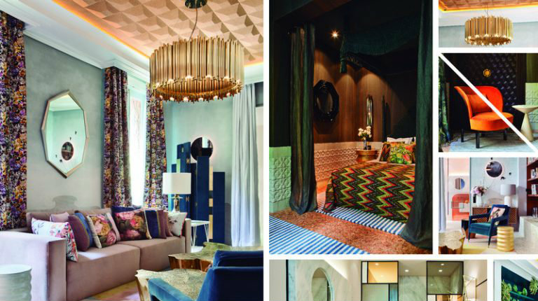 Get Mesmerised by the Colour Trends for 2017 by Covet House