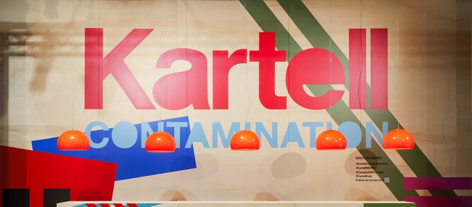 Milan Design Week 2017 iSaloni 2017 Outstanding Guide for Kartell's Events During iSaloni 2017 01 Kartell ContamiNation