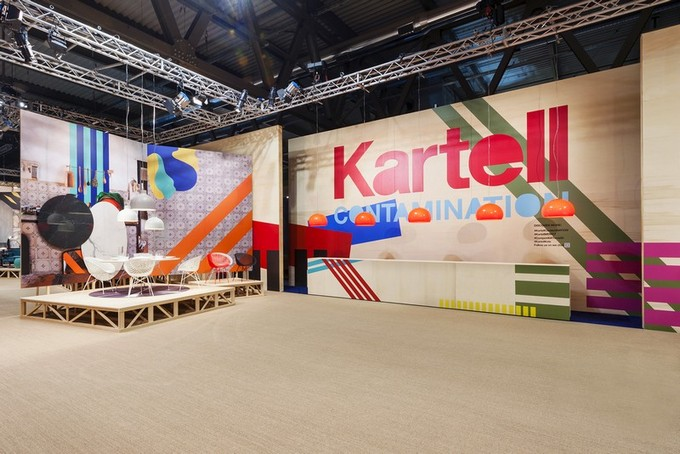 Isaloni 2017 iSaloni 2017 Outstanding Guide for Kartell's Events During iSaloni 2017 02 Kartell ContamiNation