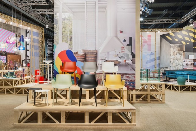 Kartell at Isaloni 2017 iSaloni 2017 Outstanding Guide for Kartell's Events During iSaloni 2017 08 Kartell ContamiNation