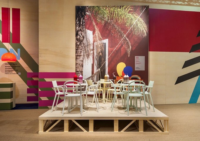 Isaloni 2017 iSaloni 2017 Outstanding Guide for Kartell's Events During iSaloni 2017 09 Kartell ContamiNation