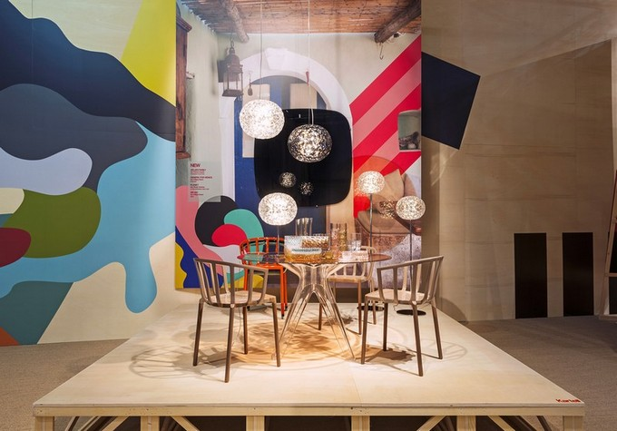 Kartell at Isaloni 2017 iSaloni 2017 Outstanding Guide for Kartell's Events During iSaloni 2017 10 Kartell ContamiNation