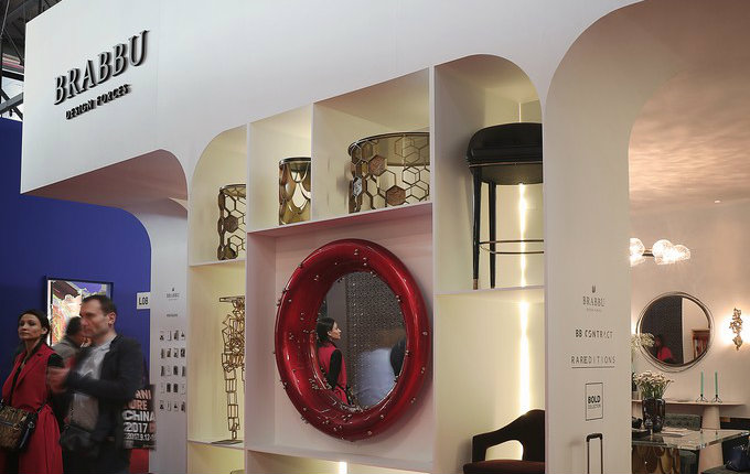 Meet the Oustanding BRABBU's Collection Launched at iSaloni 2017