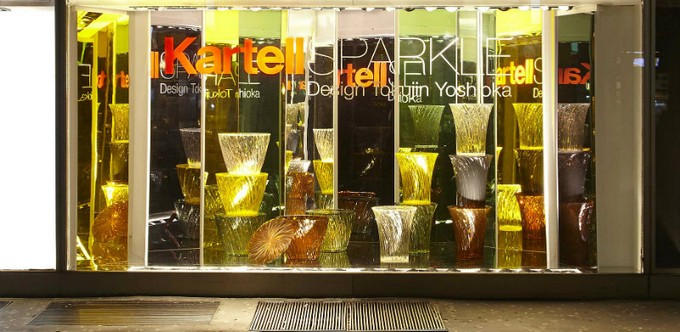 Outstanding Guide For Kartell S Events During Isaloni 2017