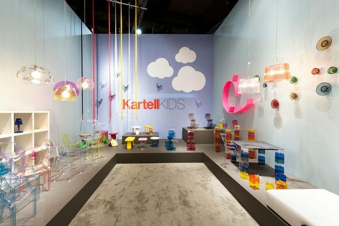kartell kids iSaloni 2017 Outstanding Guide for Kartell's Events During iSaloni 2017 kartel kids