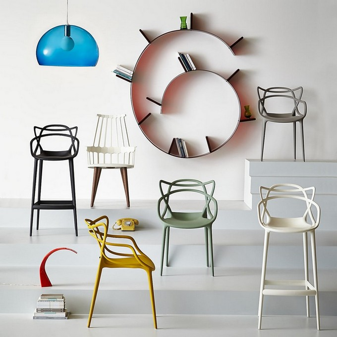 kartell isaloni2017 iSaloni 2017 Outstanding Guide for Kartell's Events During iSaloni 2017 kartel