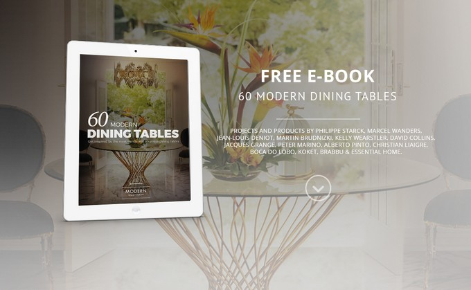 60 modern dining tables ebook