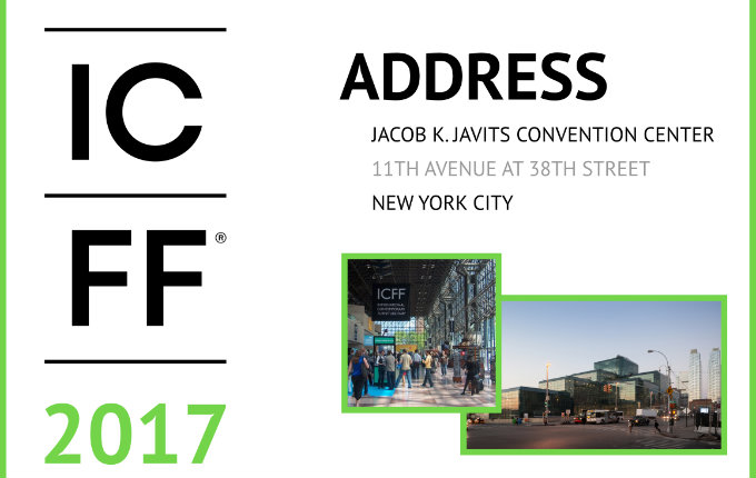 Brabbu's Special Guide to ICFF 2017 Discovering Brabbu's Special Guide to ICFF 2017 BRABBU Guide ICFF 2017 featured 1