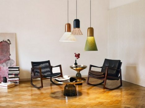 Bell Lights by Sebastian Herkner | ClassiCon best contemporary lighting ideas Light Up Your Home With The Best Contemporary Lighting Ideas classicon 8 468x350