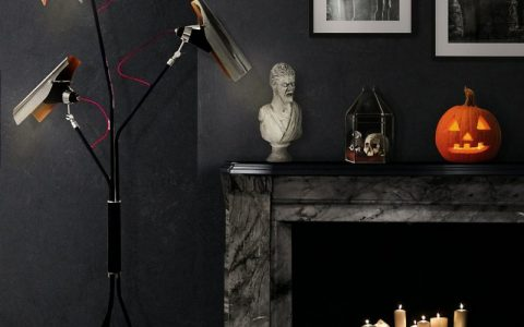 Make Your Party the Spookiest with the Coolest Halloween Decororations > Best Design Guides > The latest news in the design world > #Halloween #halloweendecorations #bestdesignguides