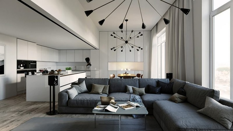 Check Out These Lighting Tips to Enhance your Living Room Decor > Best Design Guides > The Latest news and trends in the design world > #lightingtips #interiordesign #bestdesignblogs