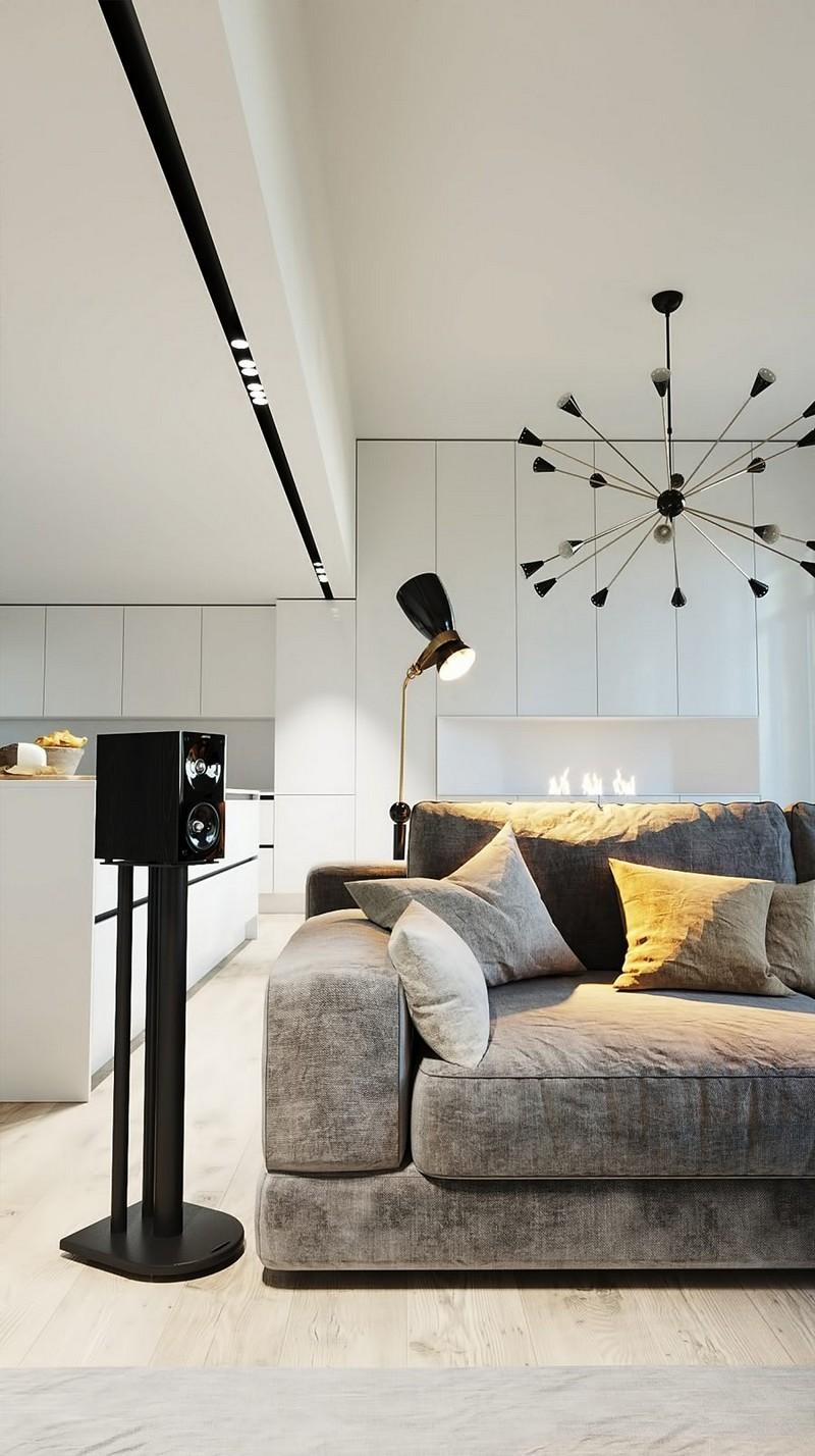 Check Out These Lighting Tips To Enhance Your Living Room Decor U003e Best  Design Guides U003e