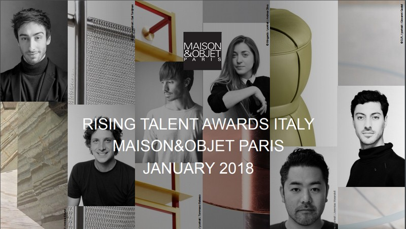 Get to Know the the Rising Talents of the Maison et Objet 2018 > Best Design Guides > The latest news and trends in the design world > #maisonetobjet2018 #risingtalents #bestdesignguides maison et objet 2018 Get to Know the the Rising Talents of the Maison et Objet 2018 Get to Know the the Rising Talents of the Maison et Objet 2018 1