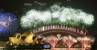 The New Year's Eve 2017 Best Party Destinations