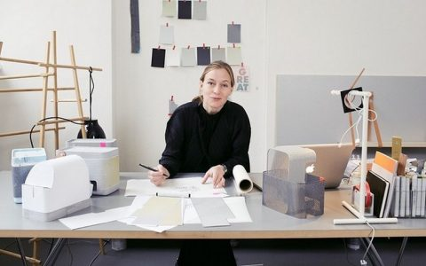 Cecilie Manz took The Stage at Maison et Objet 2018 > Best Design Guides > The latest News and Trends on Inteior Design > #maisonetobjet2018 #ceciliemanz #bestdesignguides