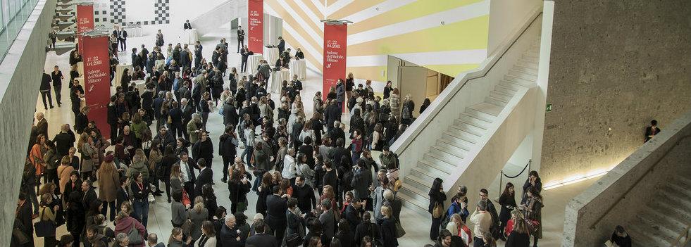 salone del mobile Salone del Mobile Milano a fair to celebrate design CAPA