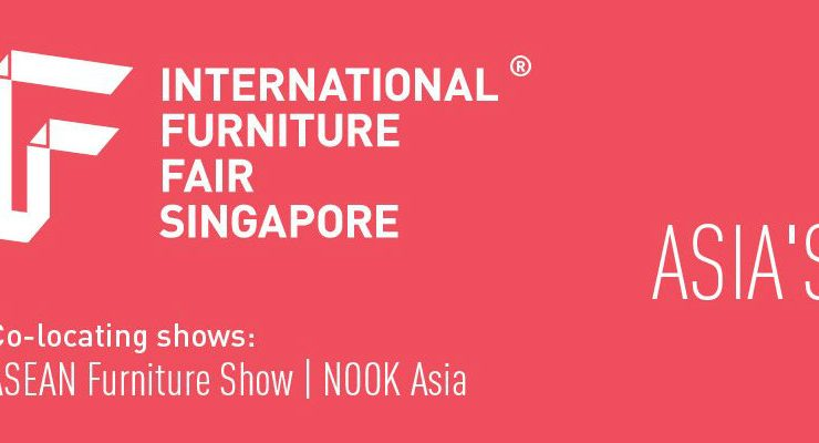 international furniture fair singapore International Furniture Fair Singapore 2018: Celebrate Inspiration Email Masthead 2018 v4 002