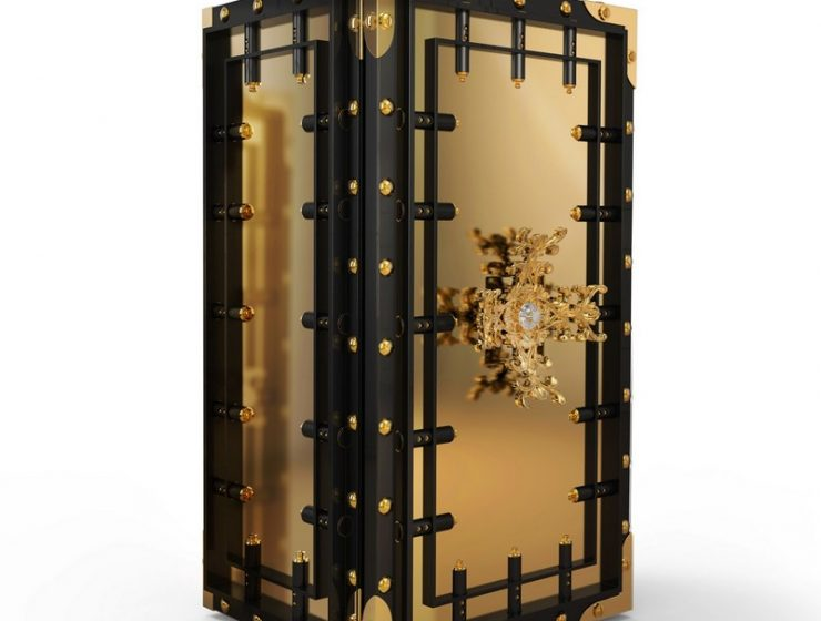 luxury safes Be Amaze by the Exclusivity of Boca do Lobo's Knox Luxury Safes Be Stunned by the Exclusivity of Boca do Lobos Knox Luxury Safes 1 740x560