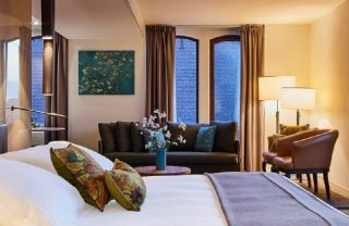 Don't Miss The New Van Gogh Suite at The Conservatorium Hotel