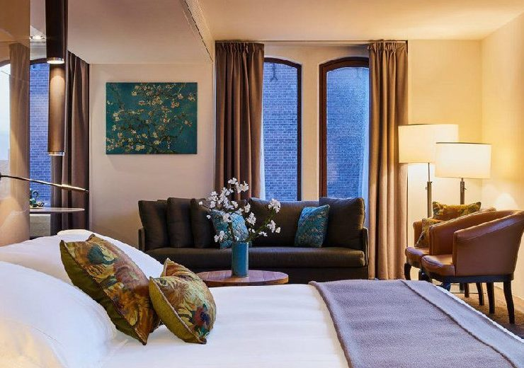 van gogh Don't Miss The New Van Gogh Suite at The Conservatorium Hotel A Tour Of Amsterdam Guided Through Van Gogh 2 1 740x520