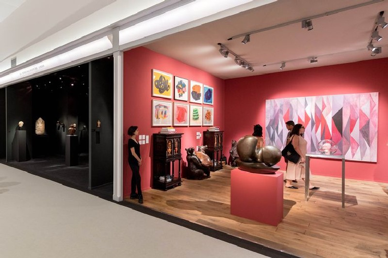 The Treasures From The Masterpiece Design Fair in London