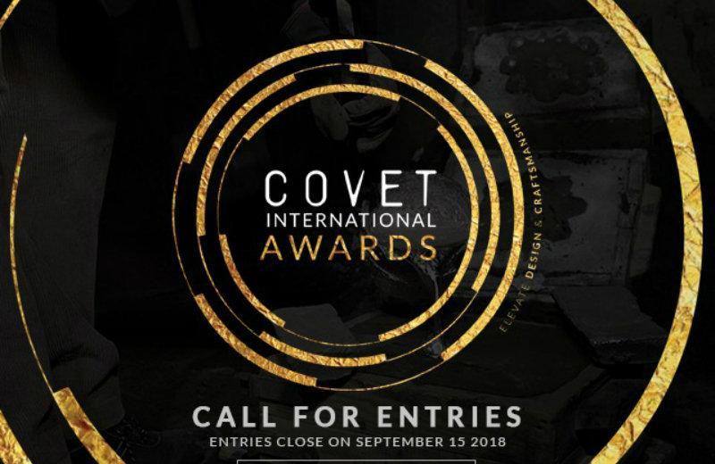 covet international awards Covet International Awards Announces Its First Edition covet international awards set to elevate design and craftsmanship 1