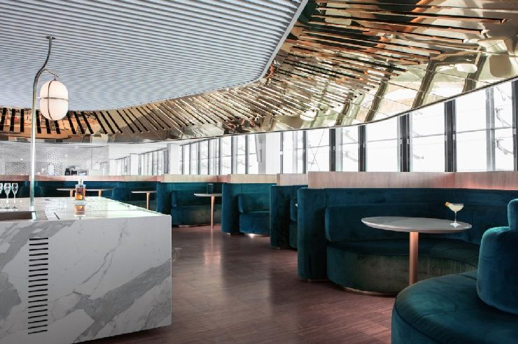 Don't Miss The New Air France Lounge Space By Mathieu Lehanneur Air France Lounge Space Don't Miss The New Air France Lounge Space By Mathieu Lehanneur See The New Air France Lounge Space Designed By Mathieu Lehanneur 3 740x492