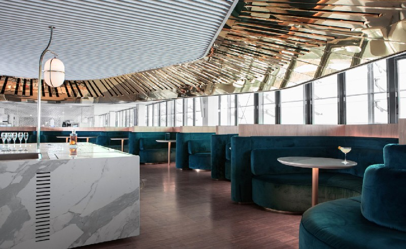 Don't Miss The New Air France Lounge Space By Mathieu Lehanneur Air France Lounge Space Don't Miss The New Air France Lounge Space By Mathieu Lehanneur See The New Air France Lounge Space Designed By Mathieu Lehanneur 3
