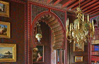 Inside Yves Saint Laurent's Iconic Marrakech Home