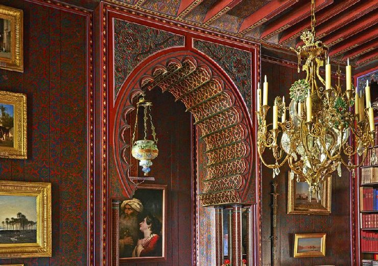 Yves Saint Laurent Inside Yves Saint Laurent's Iconic Marrakech Home feat 1 740x520