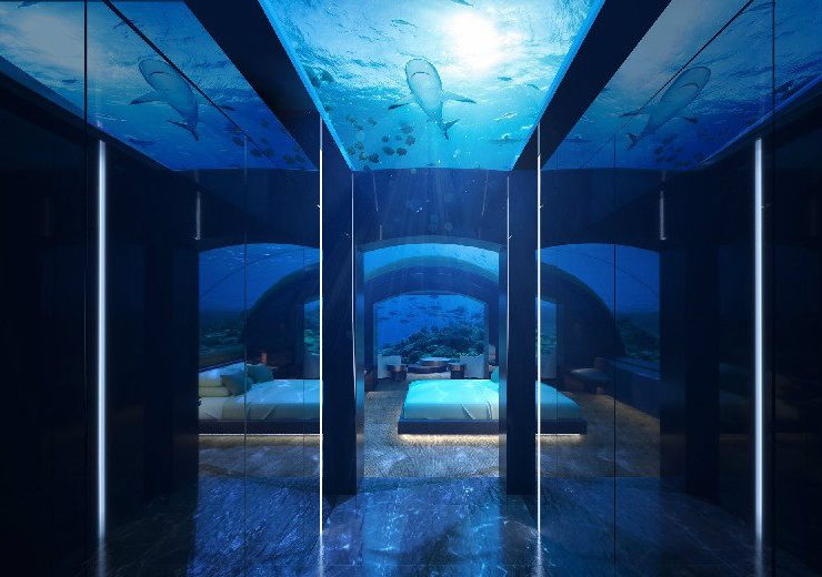Underwater Villa A Stunning Underwater Villa Is Coming To The Maldives This Year feat 7 740x520