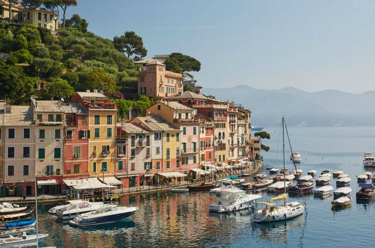 village of portofino The Six Spots You Can't Miss In The Village of Portofino feat 740x490