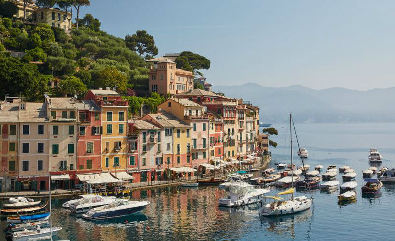 village of portofino The Six Spots You Can't Miss In The Village of Portofino feat