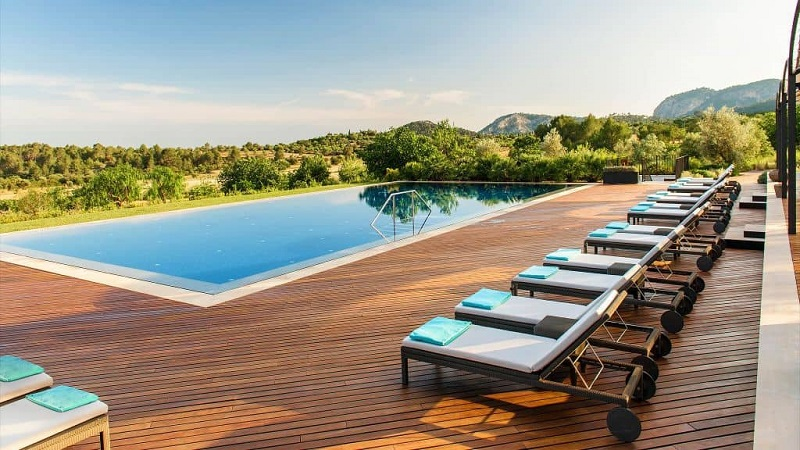 Get To Know The Amazing Castell Son Claret in Mallorca