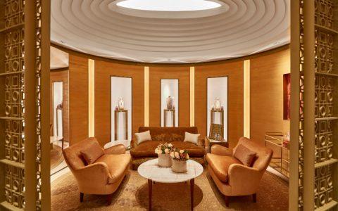 Peter Marino Discover Bulgari's New Sydney Store Designed by Peter Marino feat 10 480x300